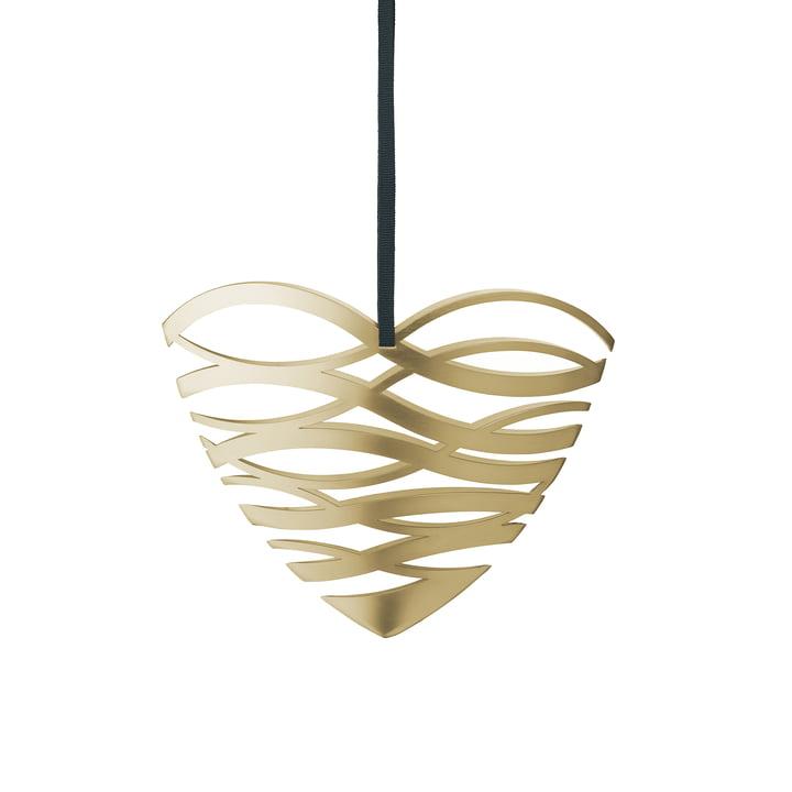 Décoration cœur Tangle de Stelton en petit format