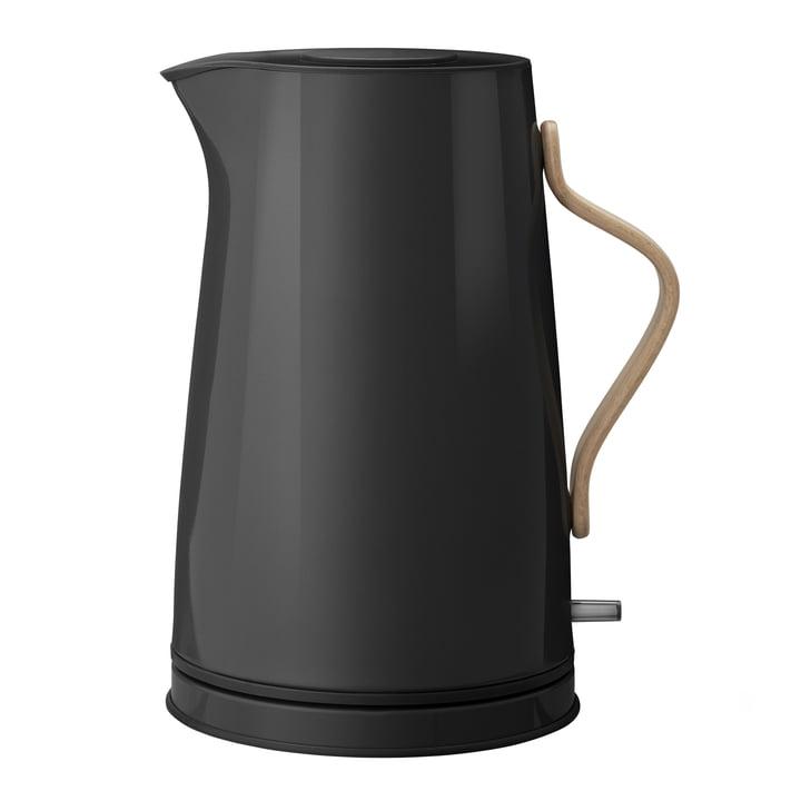 Bouilloire Emma pour 1,2 litre en noir par Stelton