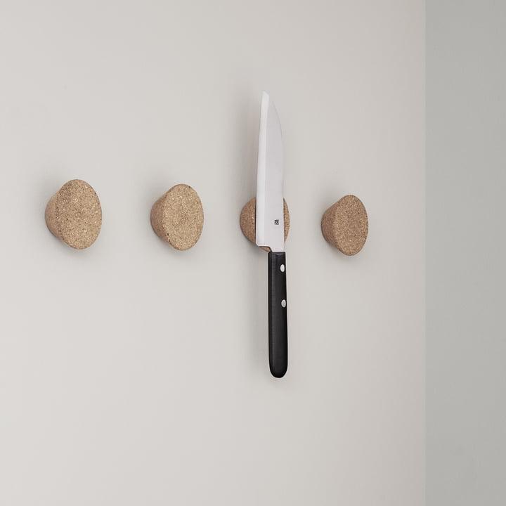 Support à couteaux Magnetic de Rig-Tig by Stelton