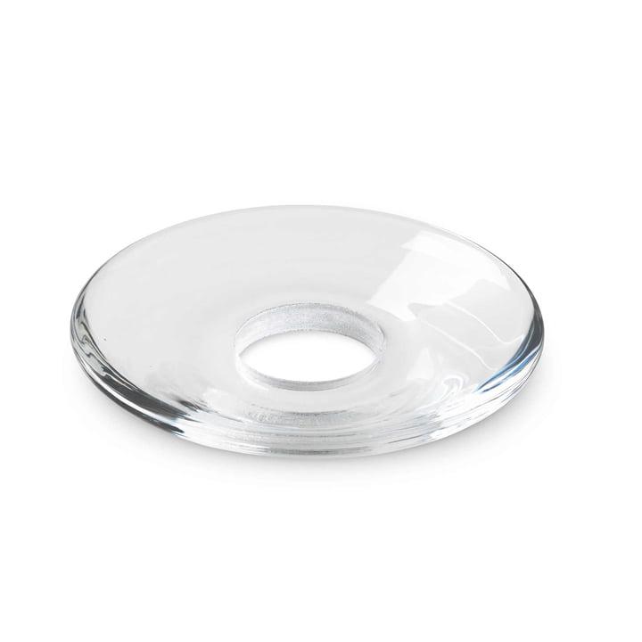 Holmegaard - Coupelle en verre Lumi plate, clair