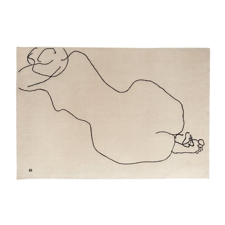 Nanimarquina - Chillida 200 x 293 cm, Figura humana 1948