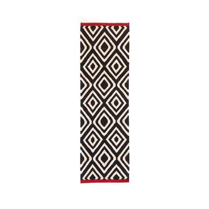Tapis Mélange Pattern 1 en 80x240cm de nanimarquina