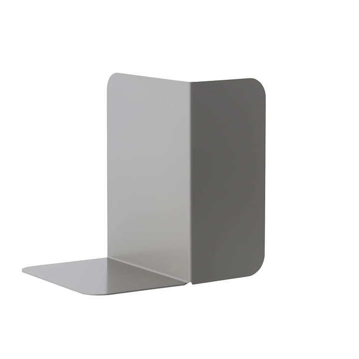 Serre-livres Compile de Muuto en gris