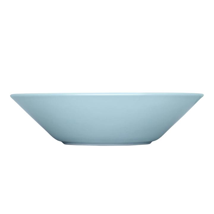 Iittala - Bol/Assiette à soupe Teema Ø 21 cm, bleu clair