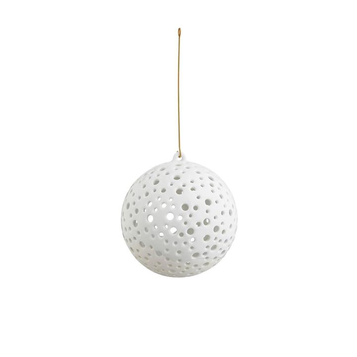 Photophore boule Nobili Ø 12cm suspendu de Kähler Design
