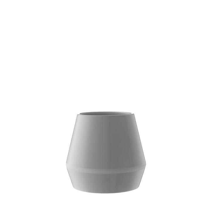 by Lassen - Vase Rimm petit, gris cool