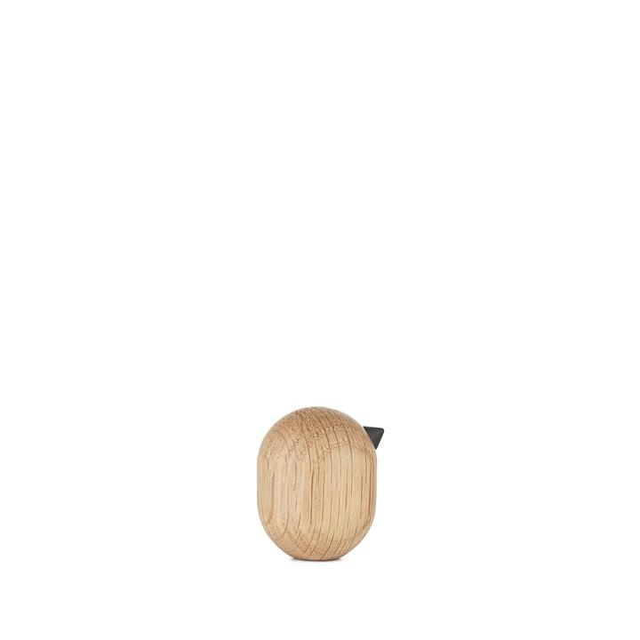 Little Bird 4,5cm de Normann Copenhagen en bois de chêne