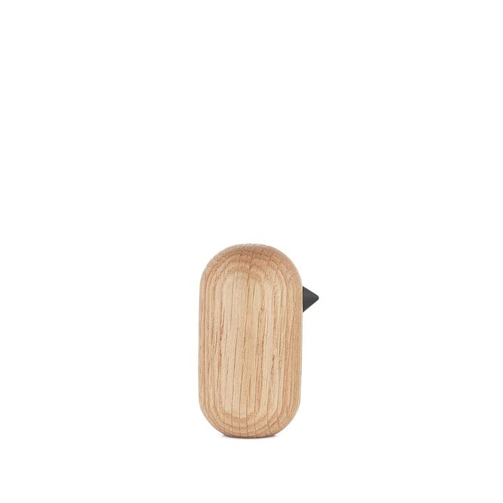 Little Bird 7cm de Normann Copenhagen en bois de chêne