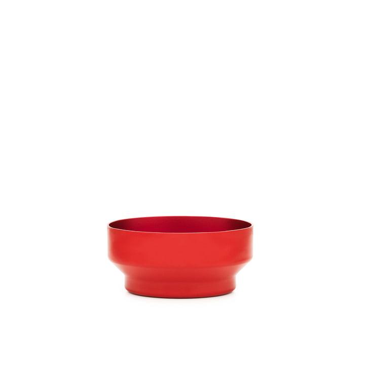Normann Copenhagen - Coupelle Meta, Ø 13cm, rouge