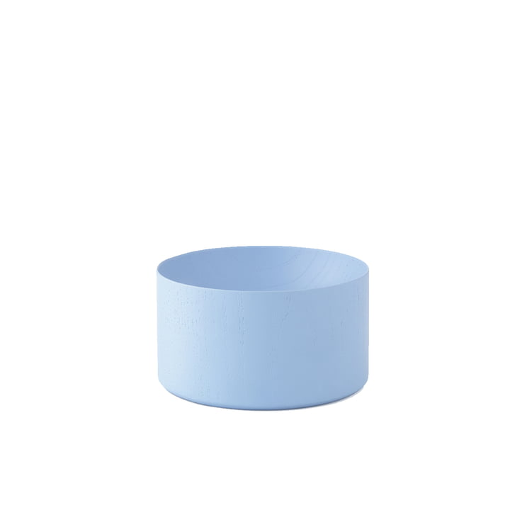 Plateau Moon Tray Medium de Normann Copenhagen en Powder Blue