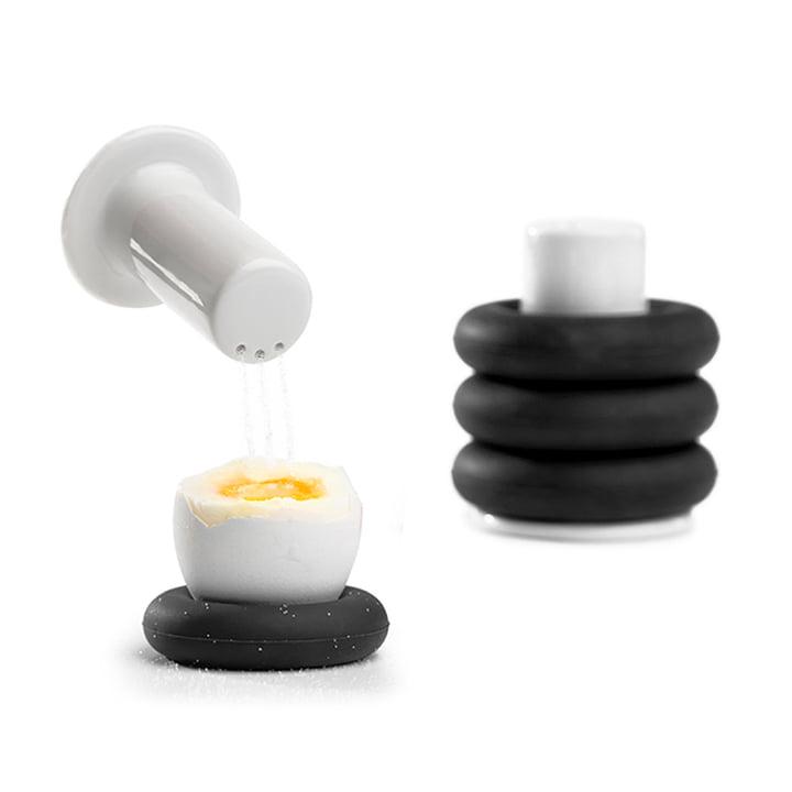 Egg Cup par Zone Denmark en noir