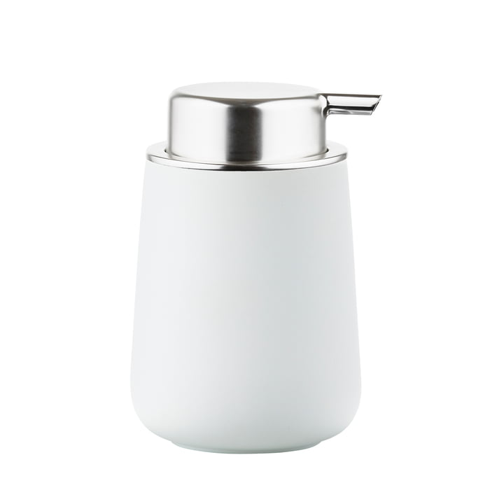 Distributeur de savon Nova de Zone Denmark en blanc