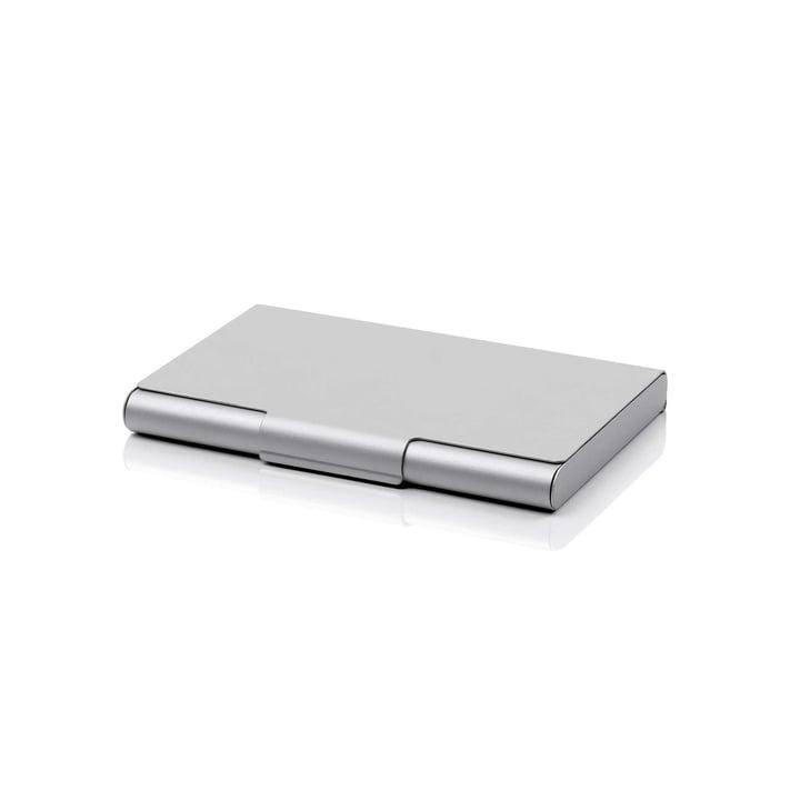 Porte-cartes de visite de Lexon en aluminium