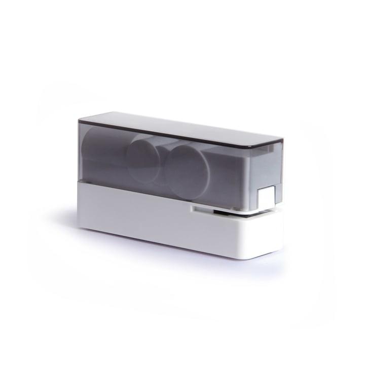 Agrafeuse électrique Flow de Lexon en blanc