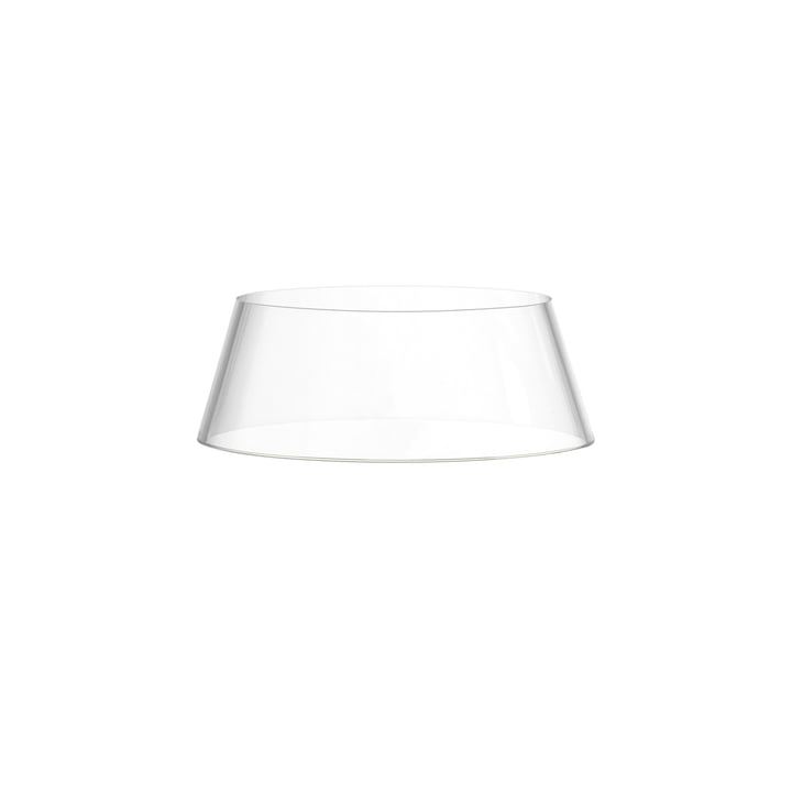 Flos - Couronne pour la lampe de table Bon jour Unplugged en transparent