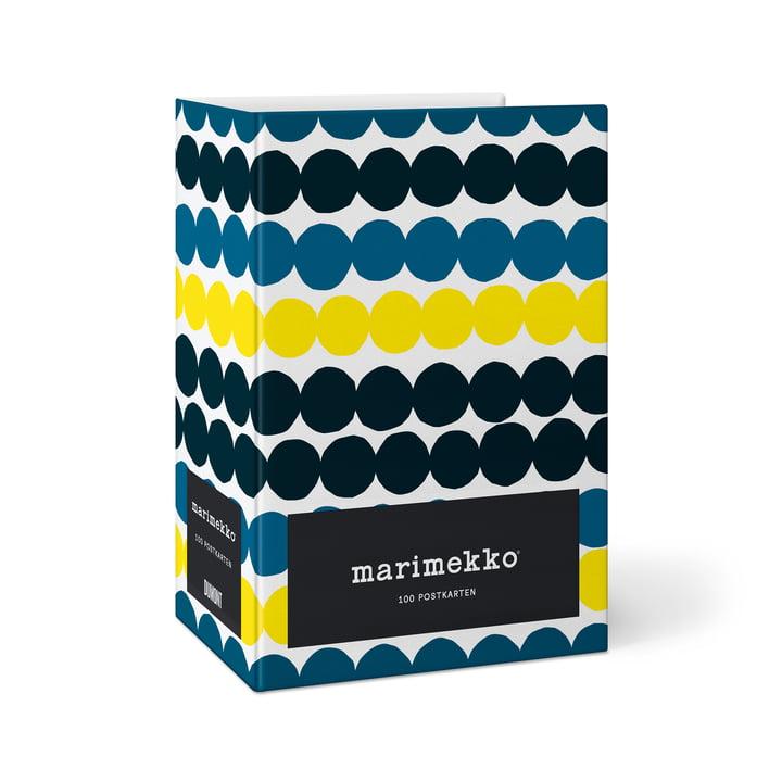 Boîte de cartes postales de Marimekko par les Editions DuMont