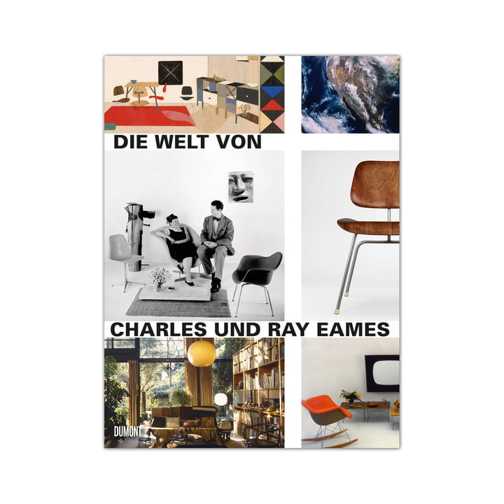 Die Welt von Charles und Ray Eames des éditions DuMont