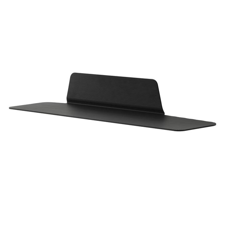 Étagère Jet Shelf 80cm de Normann Copenhagen en noir