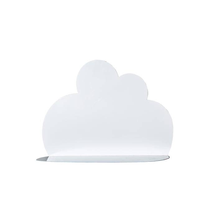 La Cloud Shelf petit modèle en blanc de Bloomingville