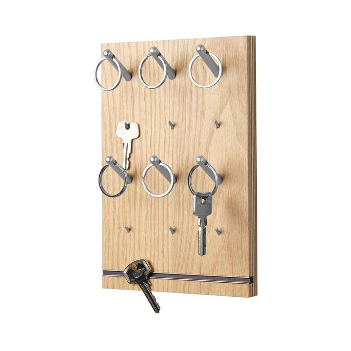 Müller Möbelwerkstätten - Panneau à clés Pin, chêne