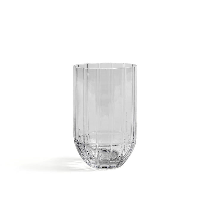 Hay - Colour Vase Vase en verre, M, transparent