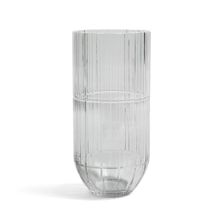 Hay - Colour Vase Vase en verre, XL, transparent