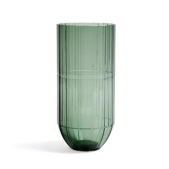 Hay - Colour Vase Vase en verre, XL, vert