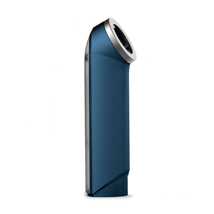 Décapsuleur BarWise avec mécanisme de collecte de capsules de Joseph Joseph en bleu