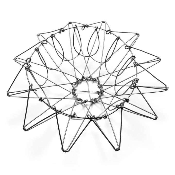 Représentation individuelle de la corbeille en treillis métallique d'Auerberg