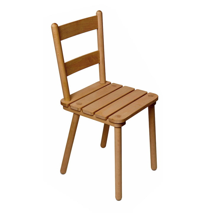 Auerberg - Chaise Auberge, H 64 cm, chêne