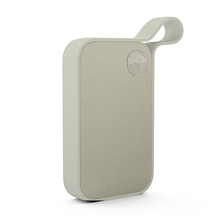 L'enceinte Bluetooth One Style de Libratone, cloudy grey