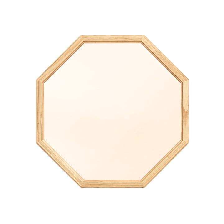 Normann Copenhagen - Lust Mirror 50 x 50 cm, doré