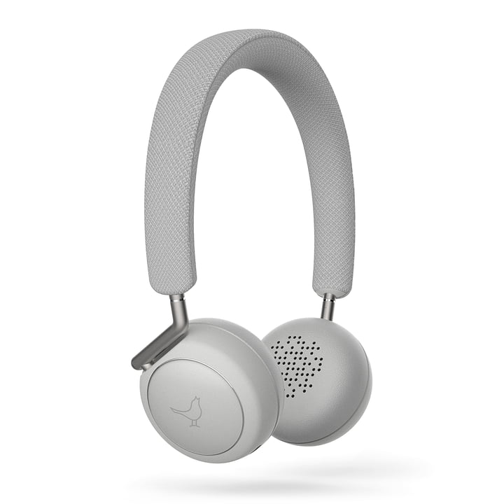 Libratone - Casque Q Adapt Wireless ANC On-Ear, Cloudy white