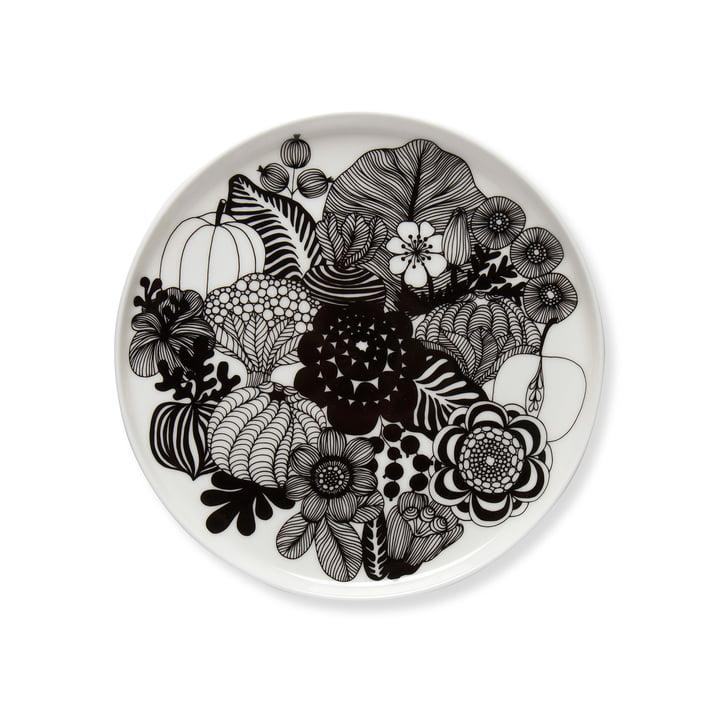 Marimekko - Assiette Oiva Siirtolapuutarha, Ø 20 cm