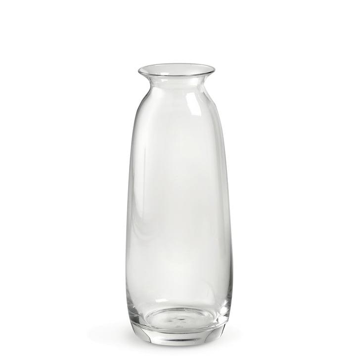 Carafe en verre Snowman d'Authentics