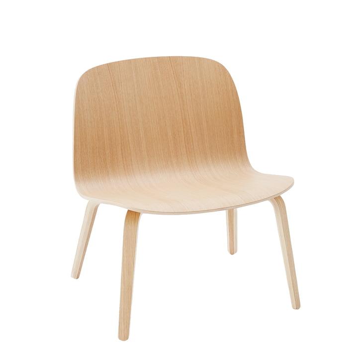 Visu Lounge Chair de Muuto à Oak