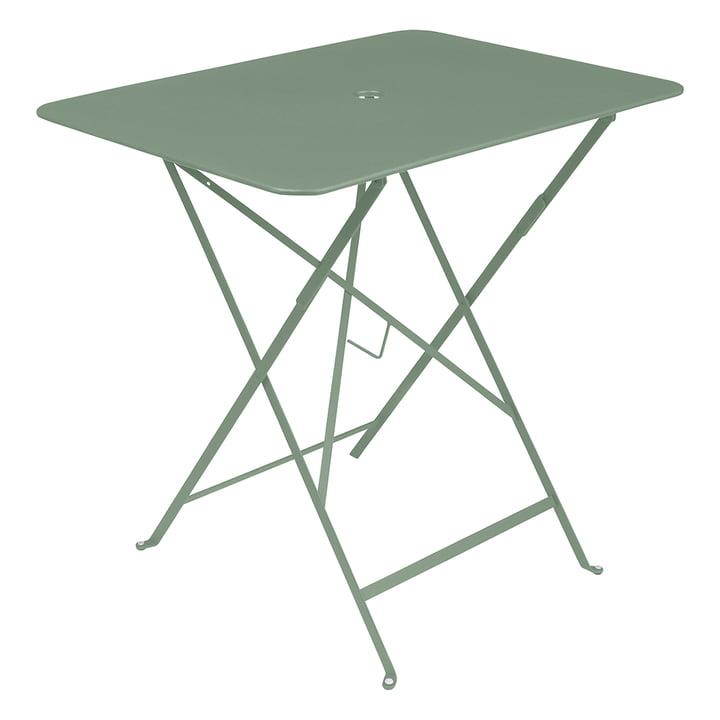 Bistro Table pliante 77 x 57 cm par Fermob en cactus