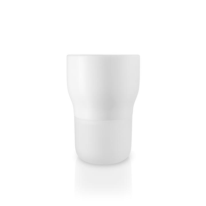 Pot à herbes aromatiques d'arrosage automatique Ø 9 cm d'Eva Solo en blanc chaux