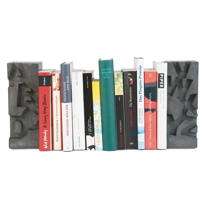 Serre-livres « A-Z »