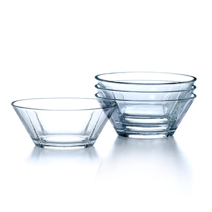 coupes en verre Grand Cru lot 4 pcs. par Rosendahl