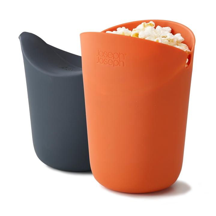 M-Cuisine Popcorn-Maker (ensemble de 2) de Joseph Joseph