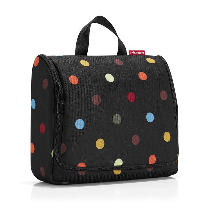 toiletbag XL de reisenthel en dots