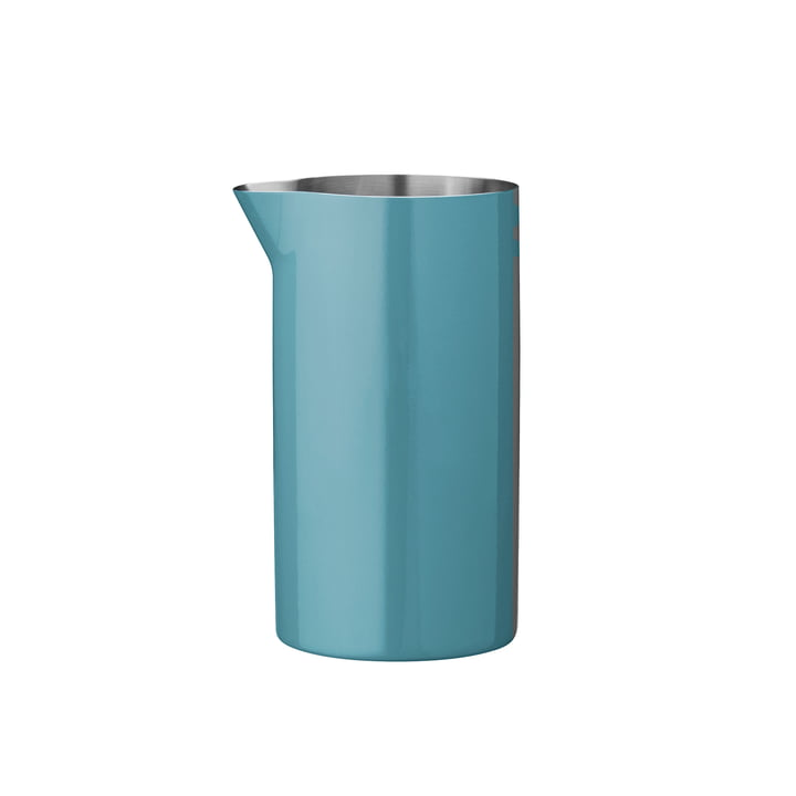 Stelton - Cylinda-Line Cream Jug, dusty teal (50th anniversary edition)
