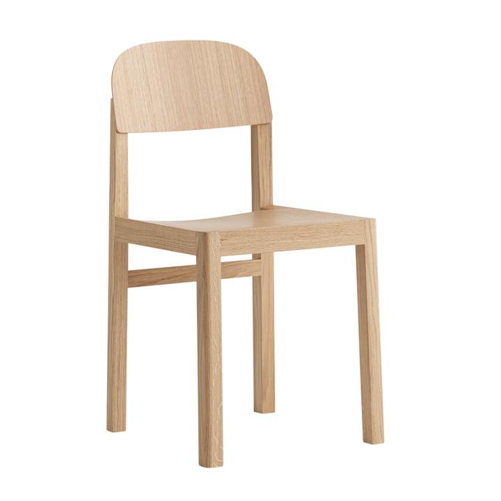 Workshop Chair par Muuto en chêne