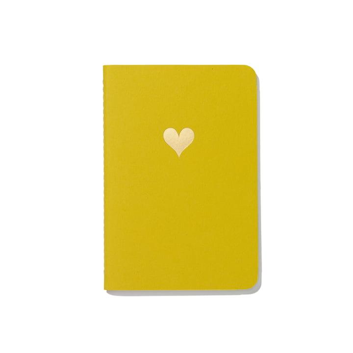 Carnet de poche à couverture souple Heart de Vitra