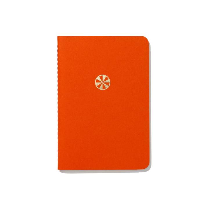 Carnet de poche à couverture souple Wheel de Vitra