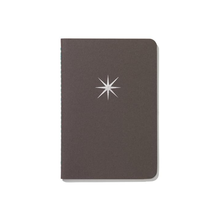 Carnet de poche à couverture souple Star de Vitra
