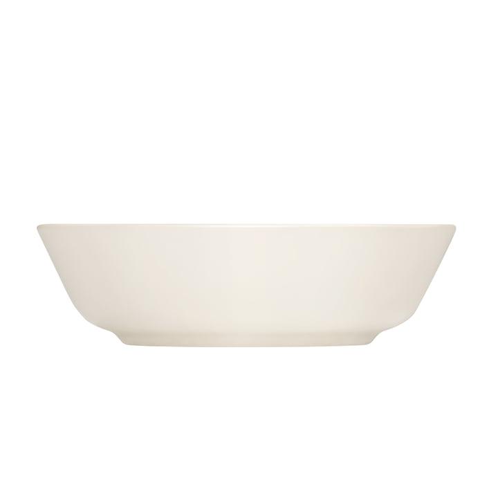 Assiette creuse/bol Teema Tiimi, Ø 9cm par Iittala en blanc