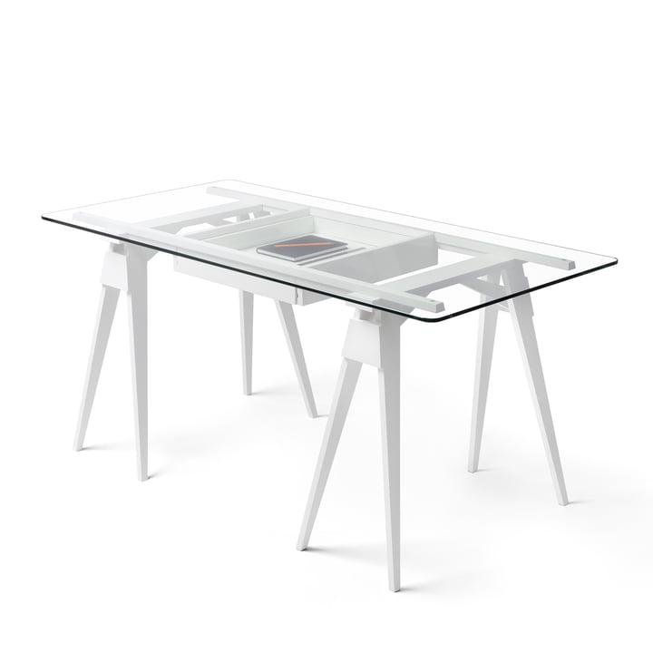 Design House Stockholm - Bureau Arco - blanc