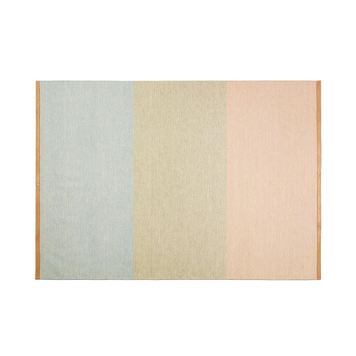 Design House Stockholm - Tapis Fields 170x240cm, rose/beige/bleu
